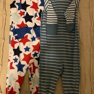 Hanna Andersson Pajamas - Size 70 Hanna Andersson Sleepers